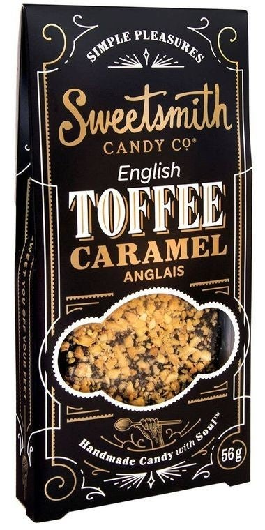 English Toffee Brittle