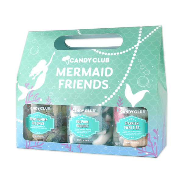 Candy Club Mermaid Friends
