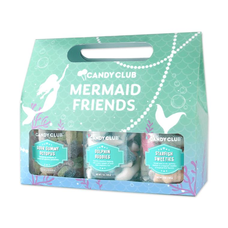 Candy Club Mermaid Friends