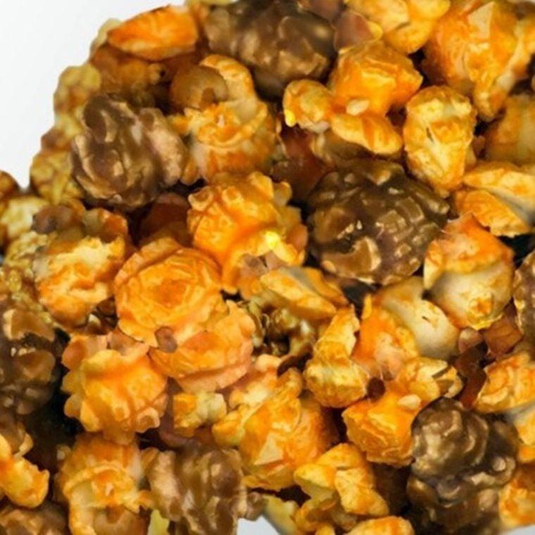 Chocolate Caramel Pumpkin Gourmet Popcorn