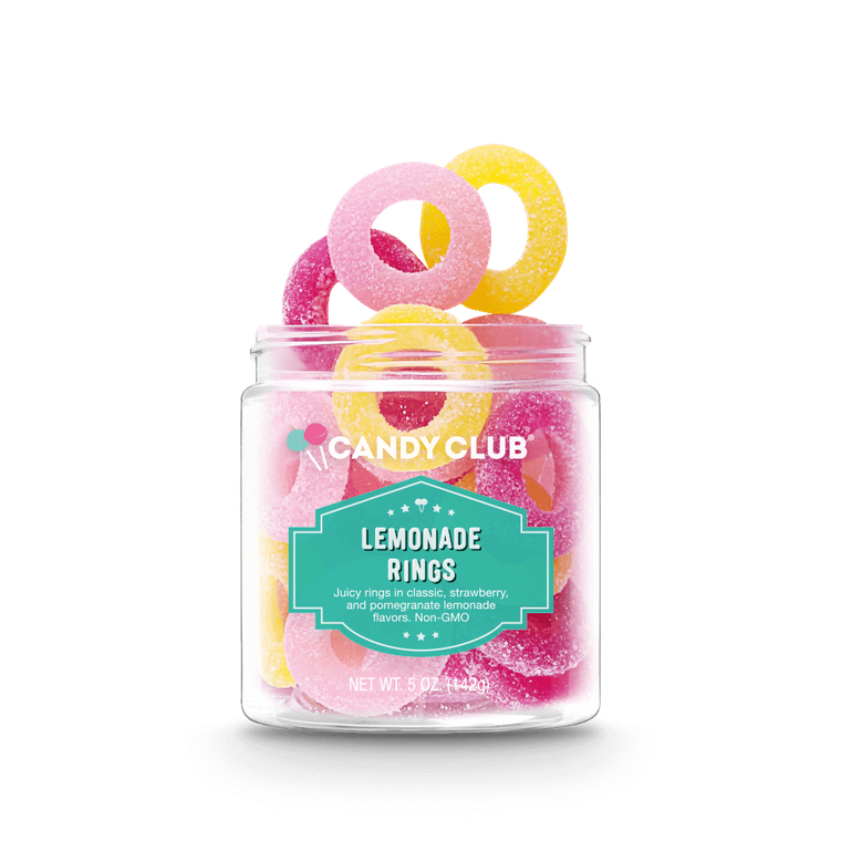 Candy Club Gummy Rings