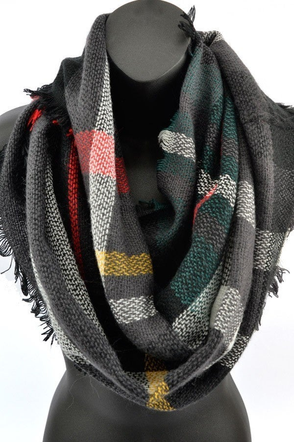 Infinity Scarf ~ Isabelle