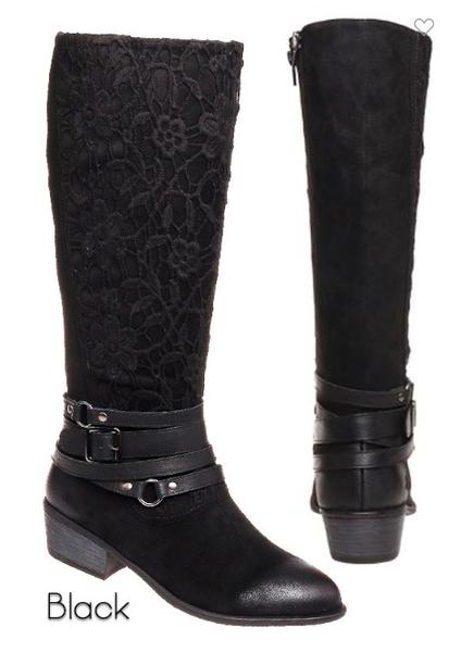Boot ~ Larissa