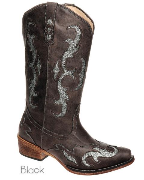 Western Boot ~ Kayla