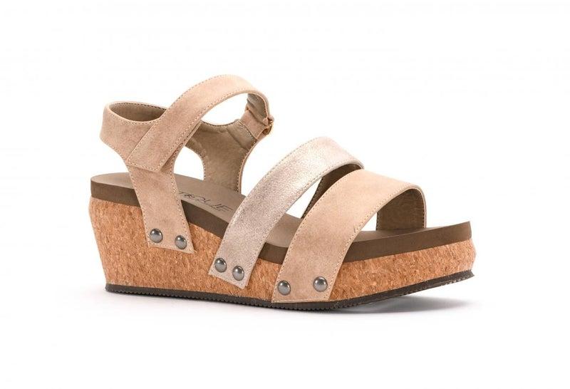 Cona Wedge Sandals