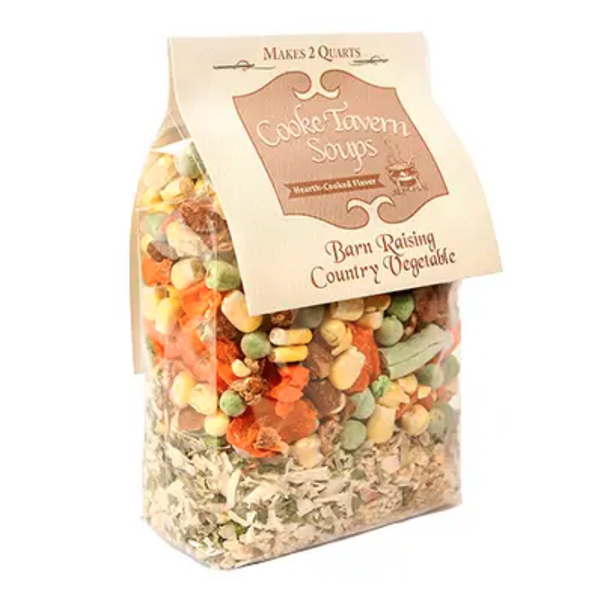 Dried Soup Mix ~ Barn Raising Country Vegetable