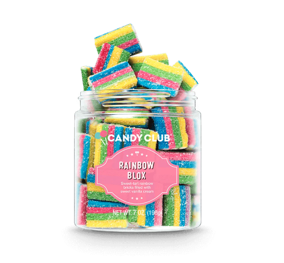 Candy Club Rainbow Blox