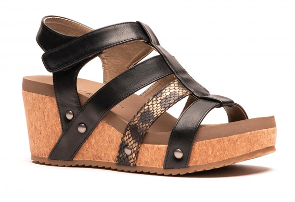 Lottie Da Wedge Sandals