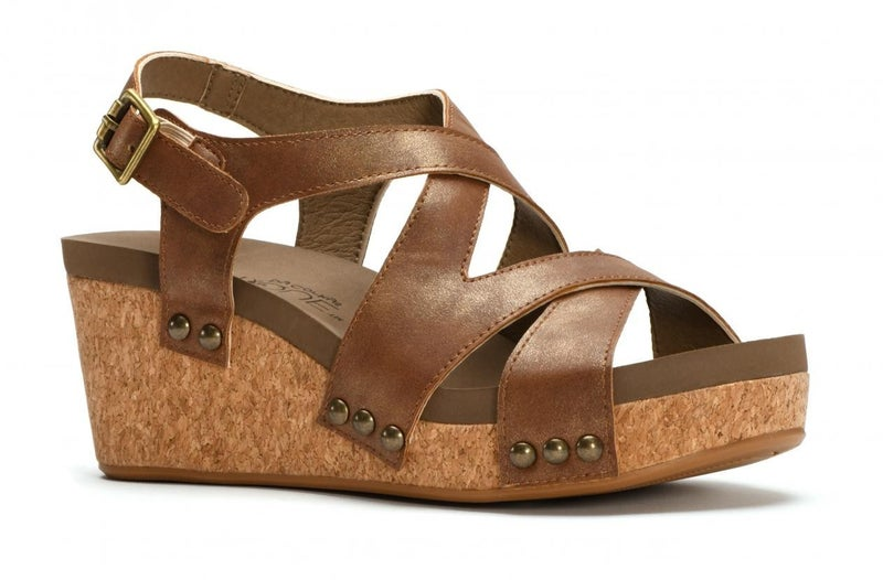 Shore Wedge Sandals