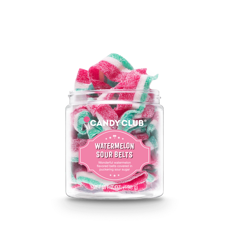 Candy Club Sour Belts