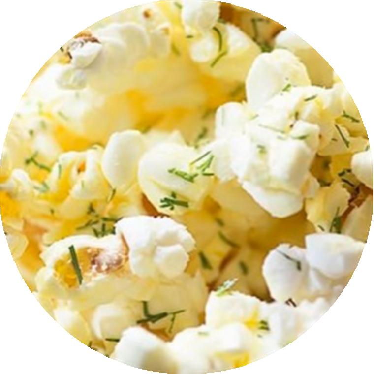 Dill Pickle Gourmet Popcorn