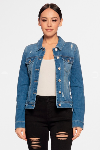 Denim Jacket ~ Ramona