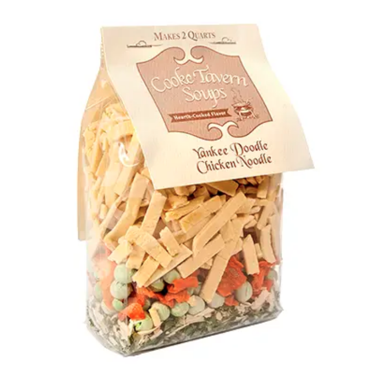 Dried Soup Mix ~ Yankee Doodle Chicken Noodle