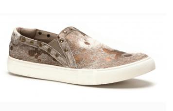 Slip On Sneaker ~ Pine Top