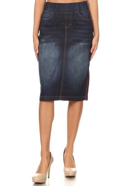 Denim Skirt ~ Carmen