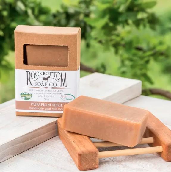 Goat Milk Soap by Rock Bottom Soap Co