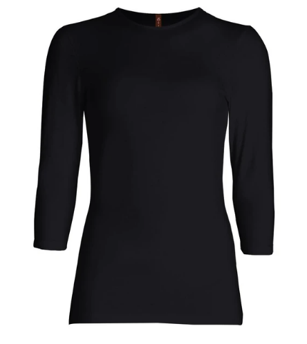 Plus Layering Top ~ LouAnn Snug Fit
