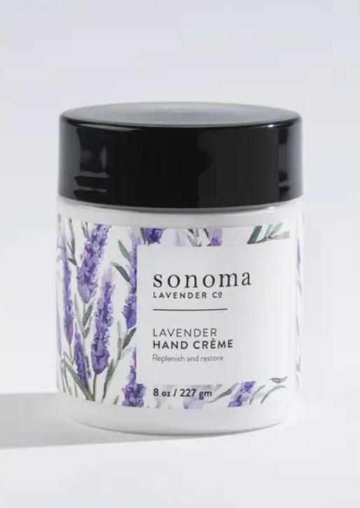 Lavender Hand Crème