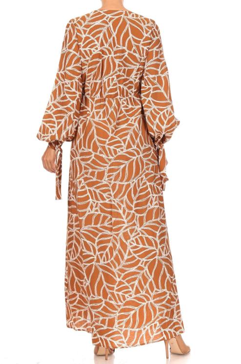 Maxi Dress ~ Jenny