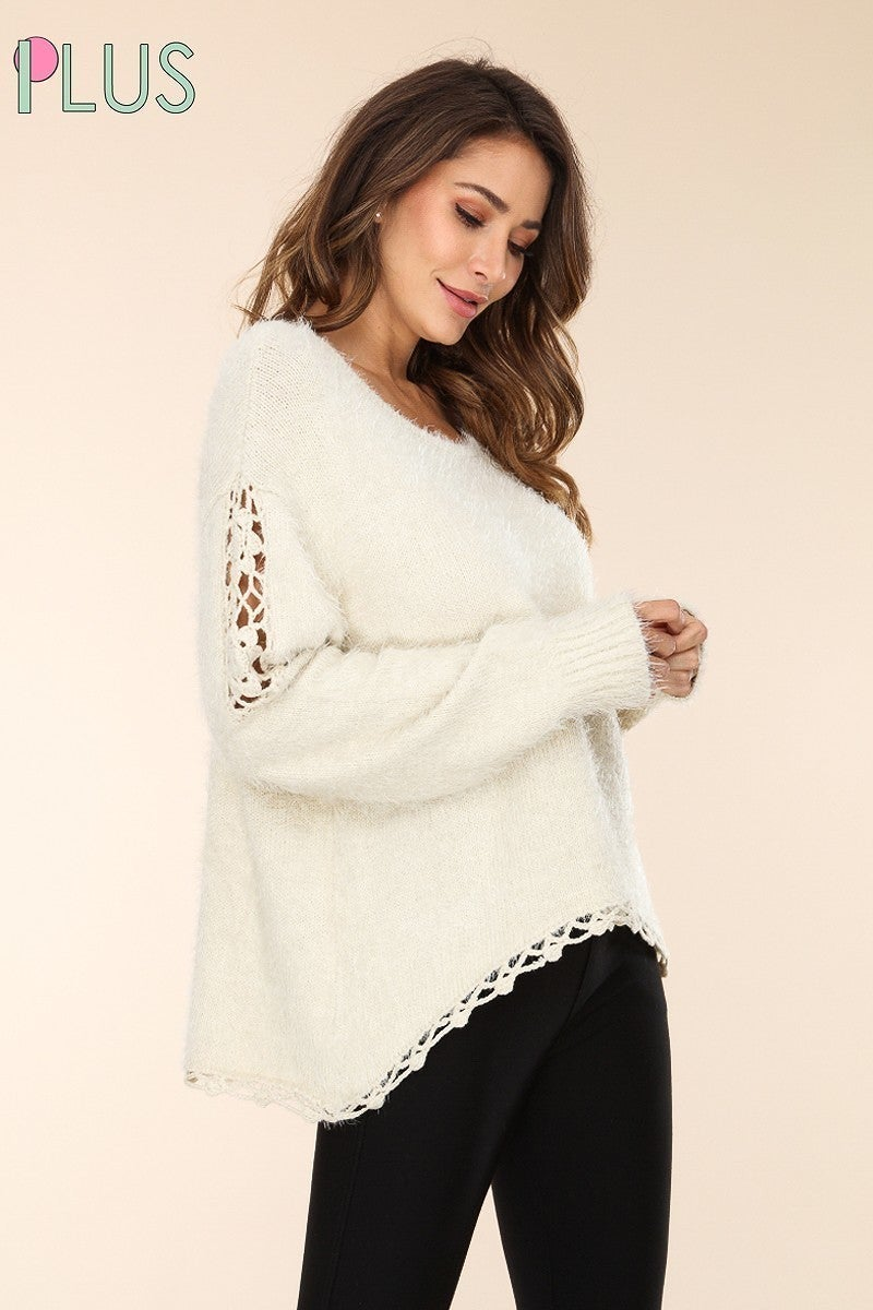 Sweater Top ~ Fiona