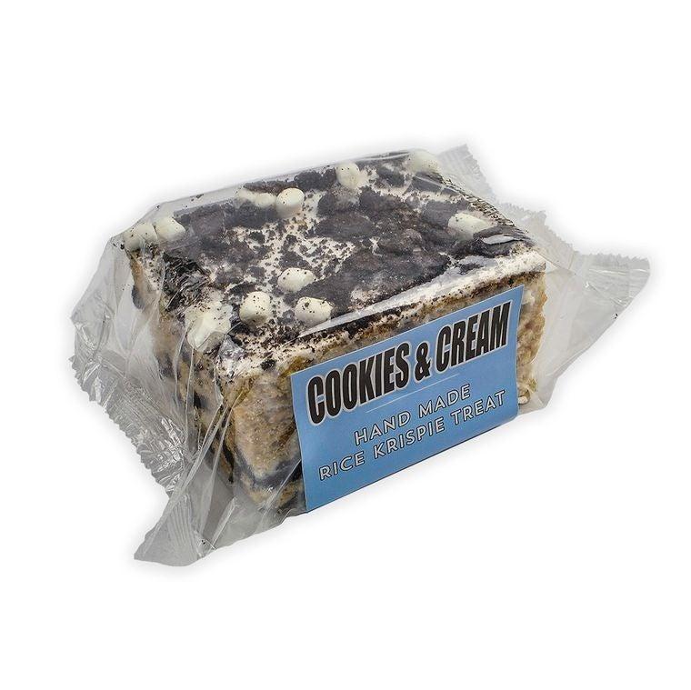 Jumbo Cookies and Cream Rice Krispie Treats