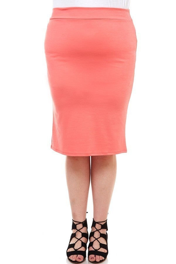 Plus Skirt ~ Liz