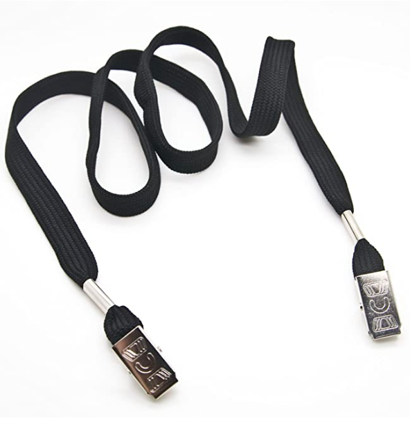 Lanyard with Clips