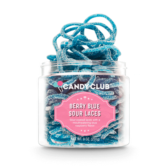 Candy Club Sour Laces