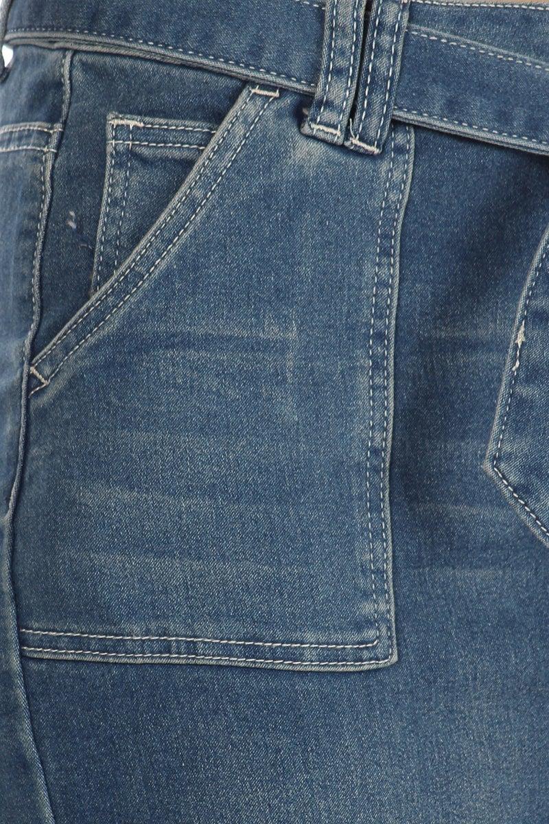 Denim Skirt ~ Audrey