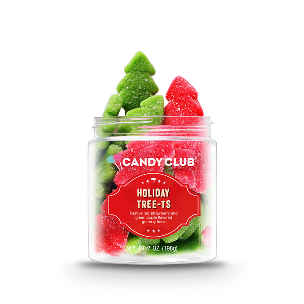 Candy Club Holiday Tree-Ts