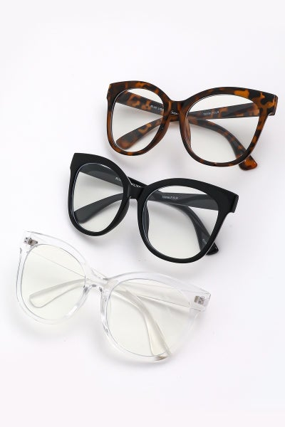 Light Filtering Glasses