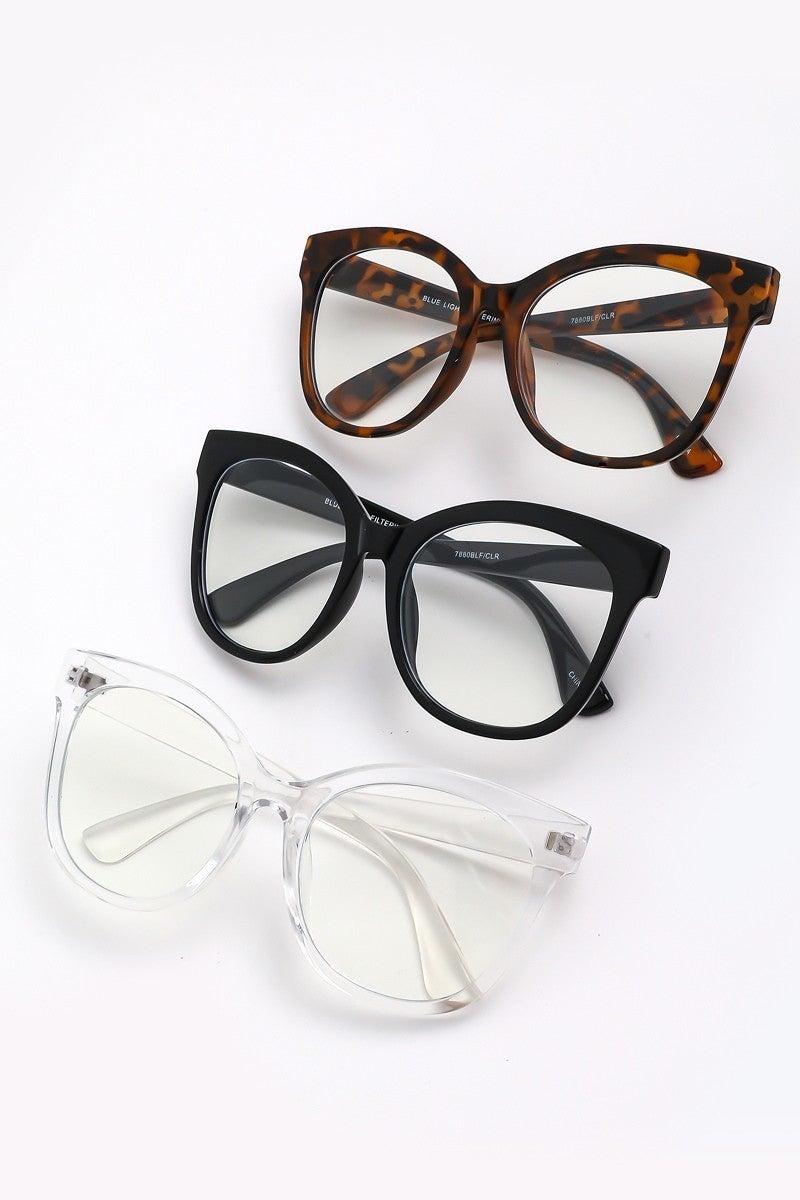 Light Filtering Glasses