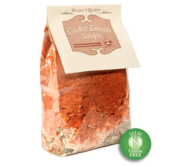 Dried Soup Mix ~ Farmer Al's Homegrown Tomato Basil Bisque