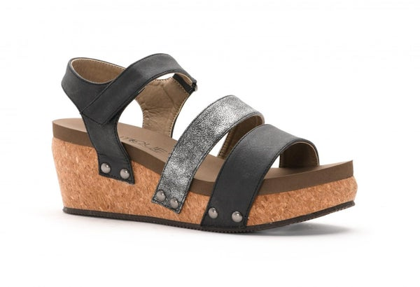 Cona Wedge Sandals