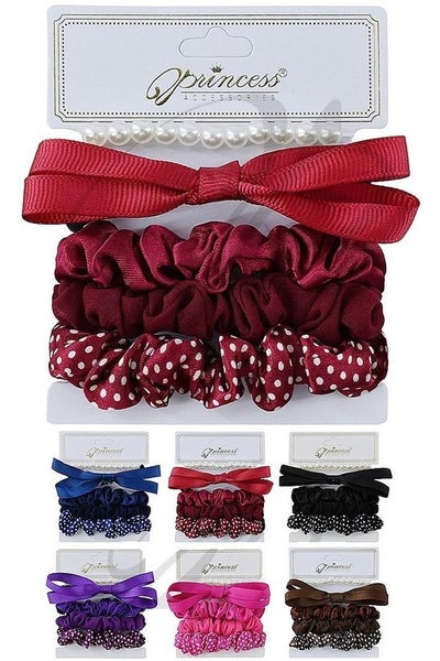 5-PC Hair Accessory Set ~ Abigail