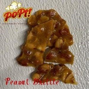 PoPt! Brand Old-Fashioned Peanut Brittle
