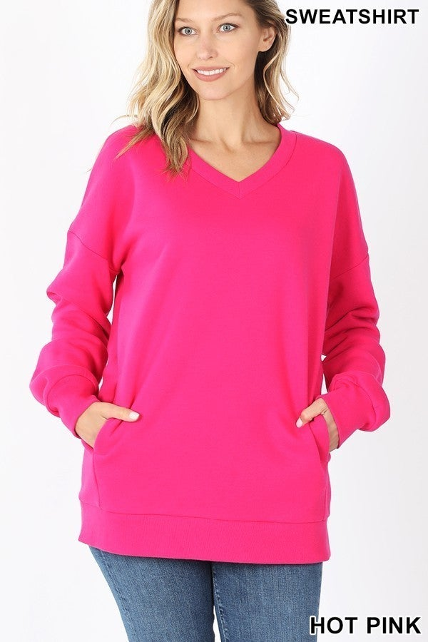 Sweatshirt ~ Shelly