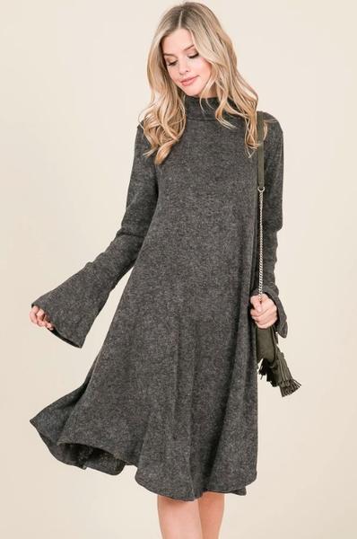 Sweater Dress ~ Madison