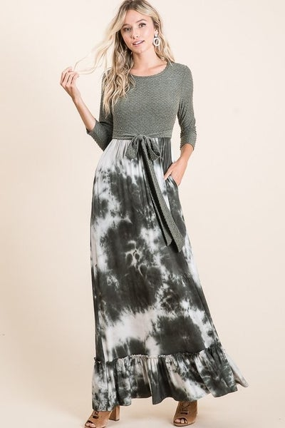 Maxi Dress ~ Kelsey