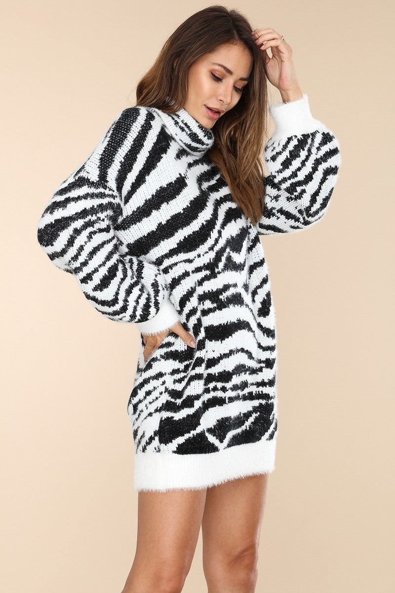 Sweater Top ~ Zoey