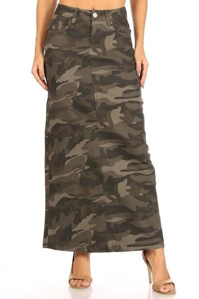 Skirt ~ Cami