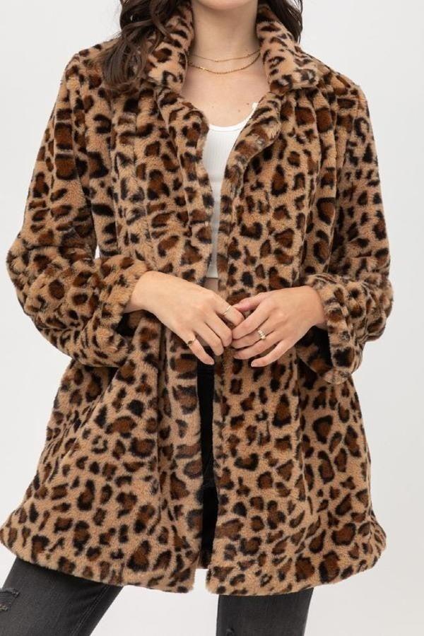 Coat ~ Alexa