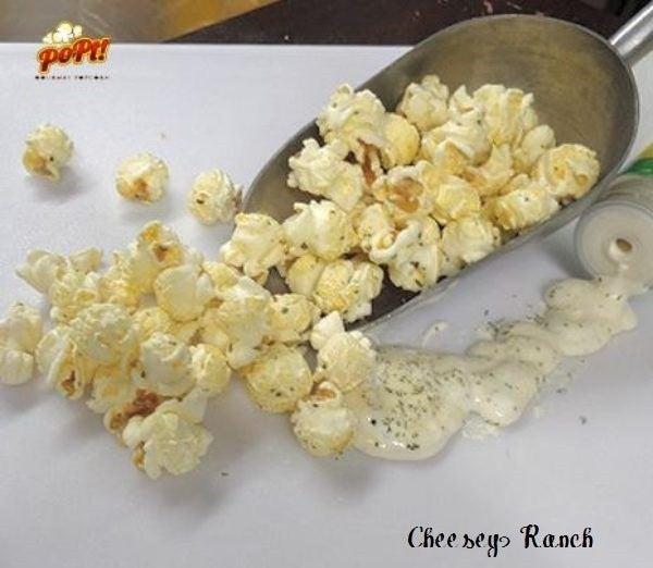 PoPt! Gourmet Cheesy Popcorn ~ Multiple Flavors