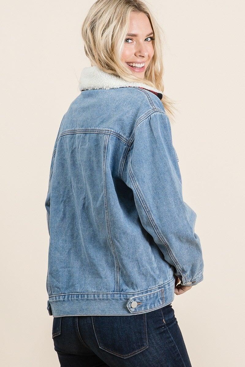 Denim Jacket ~ Monica