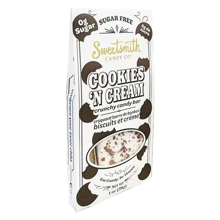 Sugar Free Cookies n Cream (Keto) Brittle