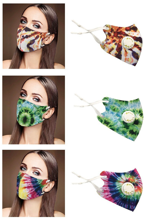 Respirator Style Mask