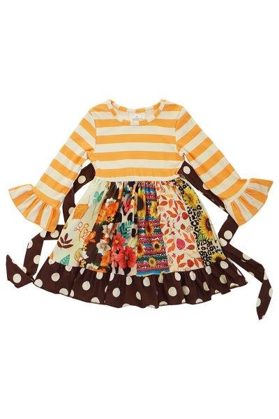 Twirl Dress ~ Miss Sunflower
