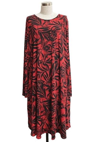 Plus Dress ~ Mona