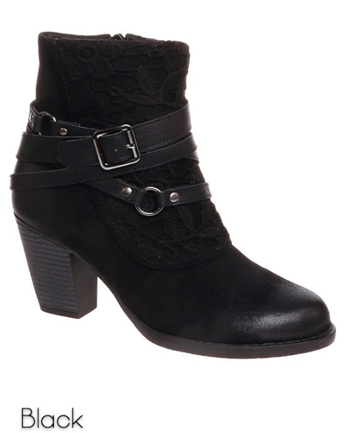 Ankle Boot ~ Lacey