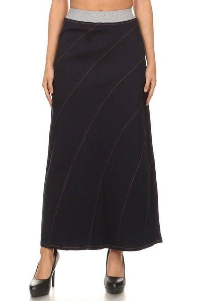 Denim Skirt ~ Raegan